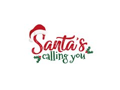 Santa Claus Required for Online Video Calls