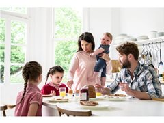 Real British Families - All Ethnicities - Stock Shoot