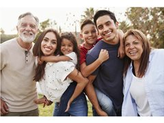 Three Generation Family Needed for Images - £400