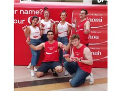 Promo Staff for Summer Campaign