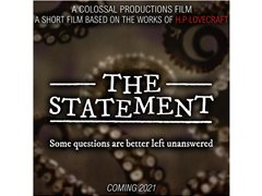 Four Actors Needed for Cosmic Horror Short Film - The Statement