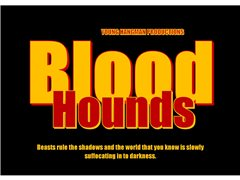 "Male Actor for a New Play ""Blood Hounds"""