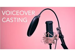 Actress Aged 50-60 Wanted for Voice Over £8,500+
