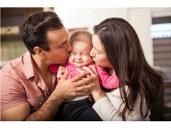 Real Family for Lifestyle Video Shoot - Mum, Dad & Baby (2-4 Years) $500