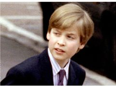 Young Boy Wanted to Play Prince William In Feature Film - Equity Rates
