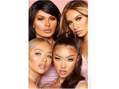 Models Needed for Lash Brand Photoshoot - £80 per day