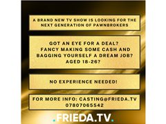 Brand New Reality Show Looking for Applicants