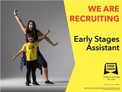 Early Stage Assistant Required