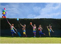 Happy Feet Fitness - Children's Fitness/Dance Instructor - Northern Beaches