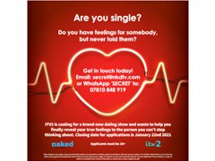 Participants for ITV2 Dating Series