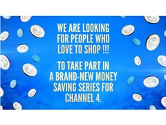 Families Wanted for Brand New Money Saving Television Series