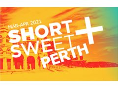 Two Actors for Short+Sweet Festival Play: 'In The Pipe'