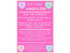 New Sky Dating Show Looking for Singletons
