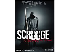 Looking For Roles to be filled in New Movie-Scrooge A Christmas Yet To Come