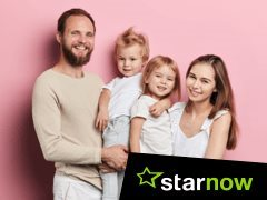 Casting Everyday Families - $300.00 for Online Use