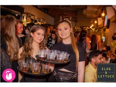 Looking for Shot Girls and VIP Hostesses to Join our Books
