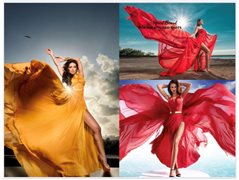 Fashion Stylist for a Series of Highly Stylised Fashion Shoots