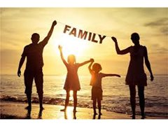 Family Required for Online Ad