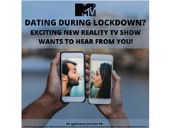 MTV UK is Casting for New Relationship Show