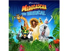 Musical Theatre Performers Required for NZ Tour of Madagascar The Musical