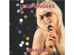 Lead Singers Wanted for Contracts in France