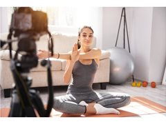 Professional Yoga Instructors Needed (Home Studio Set Up Required)