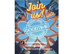Male Dancers/Singers needed in Greece! - Good Time Entertainment 2021