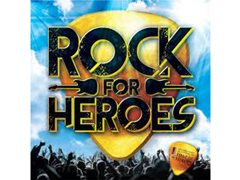 Rock For Heroes Theatre Tour Seeks Awesome Guitarist