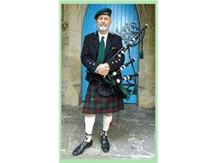 Looking for a Bag Pipe Player