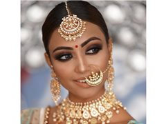 Model Needed for TFP Collaboration Indian Bollywood Bridal Look