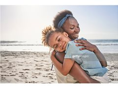 Mother and Child (POC Only) for Photoshoot