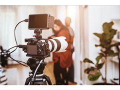 Videographer & Editor For Exciting Part Time Role