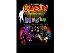 Experienced Singer Wanted for Touring Queen/ELO Tribute (Not Lookalike)