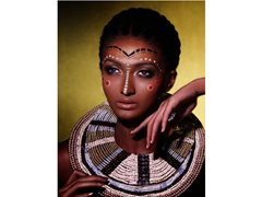 Tribal MUA for Photo Shoot