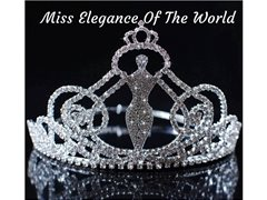 Miss Elegance Of The World 2022 Crowning and Compete Internationally