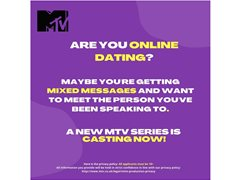 A New MTV Series is Casting Now