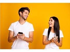 Male and Female Aged 25-30 for Teeth Whitening Social Ad - $400