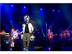 All Round Jay Kay Tribute for the UK's Leading 8 Piece Jamiroquai Show
