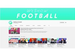 Budding Football Hosts/Journalists for YouTube Channel