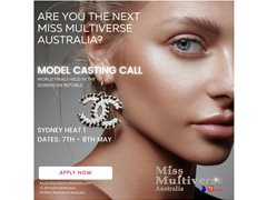 Models for Beauty Pageant/TV Reality Show - Miss Multiverse Australia