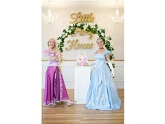 All Princesses Wanted for Kids Party