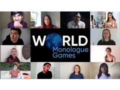 World Monologue Games Wants Actors - Free Entry, High Exposure, Cash Prizes
