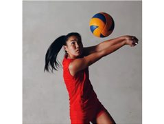 Female Volleyball Players - $300