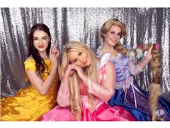 Own a Princess Party Business