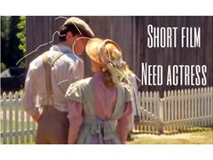 Actress Required for Romantic Student Drama Based in Early 1900's