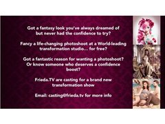 TV Contributors Wanted for Fun Photoshoot at Top Transformation Studio