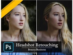 Headshots Needed for Free Re-Touching Service