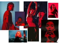 Models Needed for Edgy *RED* Film Vibes - TFP