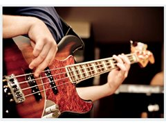 Experienced Funky Bass Guitarist Wanted