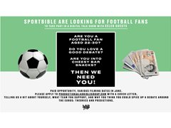 Scottish Female Football Fan Wanted for Weekly Online Sports Debate Show